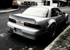 Туапсе Silvia 1990