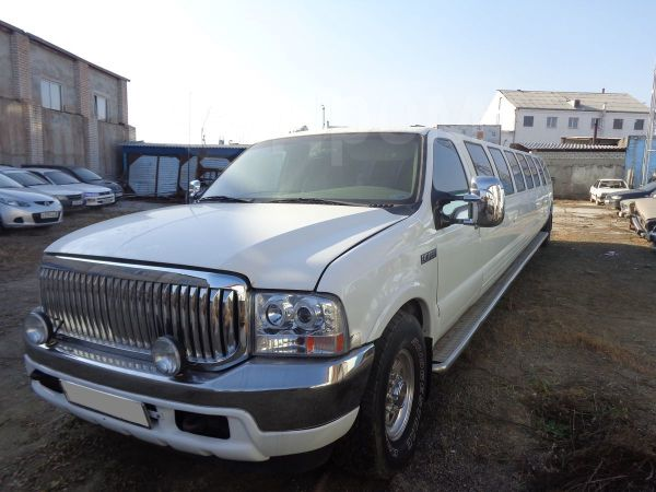 Ford Excursion, 2000 год, 450 000 руб.