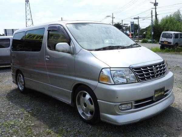 Toyota Granvia, 2000 год, 255 000 руб.