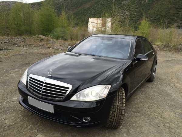 Mercedes-Benz S-Class, 2005 год, 860 000 руб.