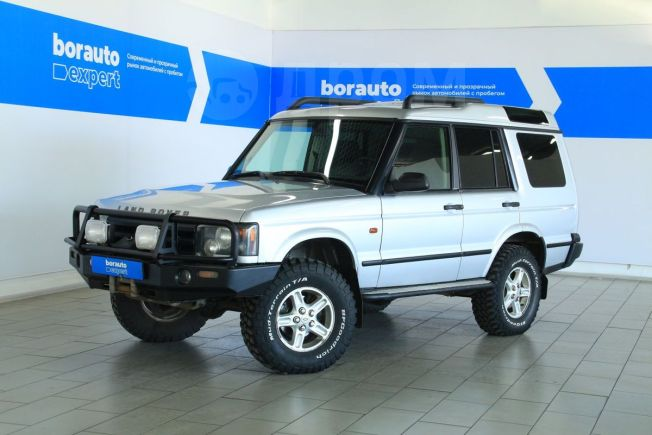 Land Rover Discovery, 2004 год, 415 000 руб.