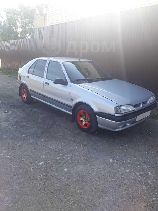 Renault 19, 1992 год, 80 000 руб.