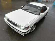 Комсомольск-на-Амуре Toyota Chaser 1990