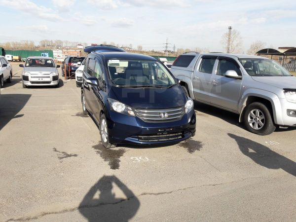Honda Freed, 2009 год, 595 000 руб.