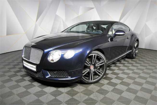 Bentley Continental GT, 2015 год, 7 000 000 руб.