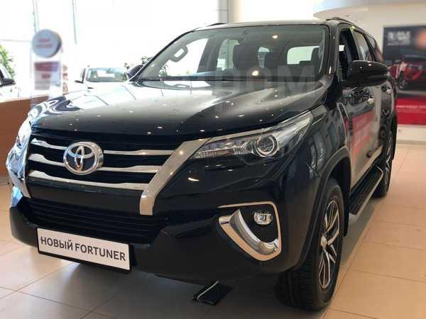 Toyota Fortuner, 2018 год, 2 849 000 руб.