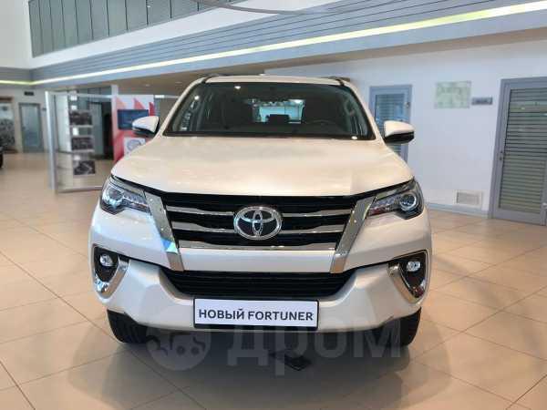 Toyota Fortuner, 2018 год, 2 559 000 руб.