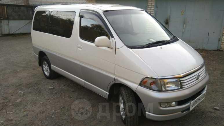 Toyota Hiace Regius, 1997 год, 370 000 руб.