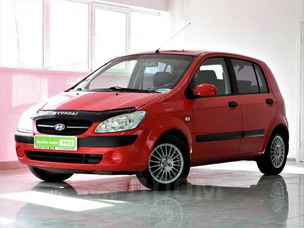 Hyundai Getz, 2010 год, 255 000 руб.