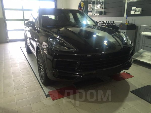 Porsche Cayenne, 2018 год, 6 990 000 руб.