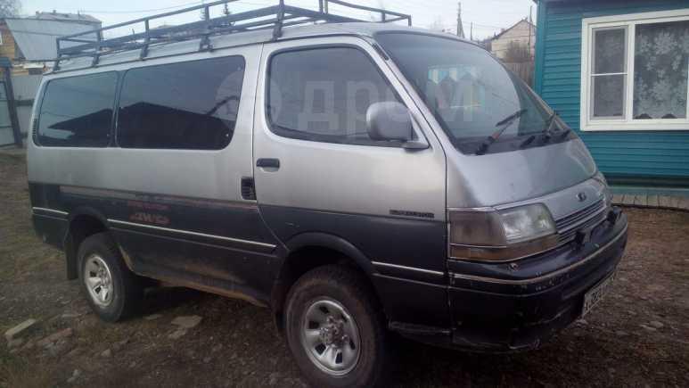 Toyota Hiace, 1991 год, 220 000 руб.
