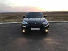 Иркутск Cayenne 2005