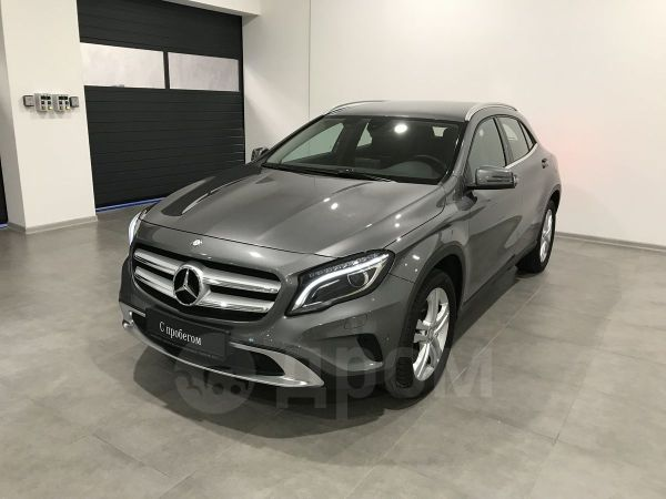 Mercedes-Benz GLA-Class, 2016 год, 1 765 000 руб.