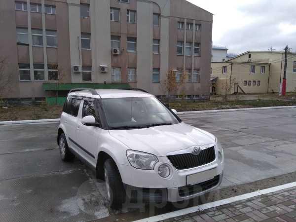 Skoda Yeti, 2012 год, 525 000 руб.
