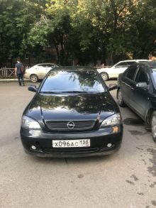 Opel Astra, 2001 г., Иркутск