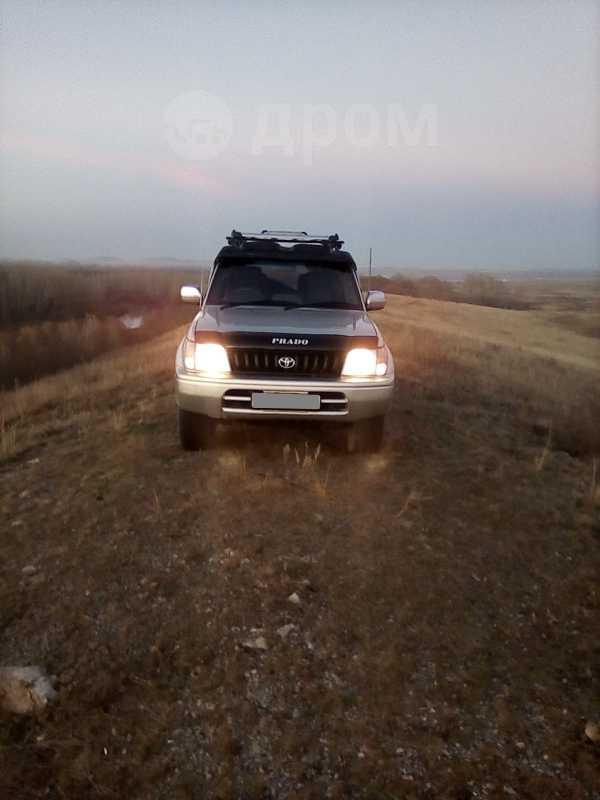 Toyota Land Cruiser Prado, 1999 год, 705 000 руб.