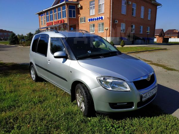 Skoda Roomster, 2009 год, 380 000 руб.