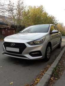Hyundai Solaris, 2017 г., Новосибирск