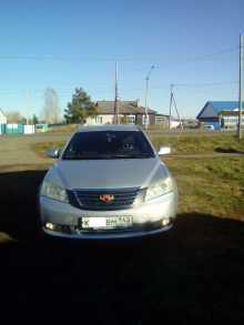Мариинск Emgrand EC7 2013