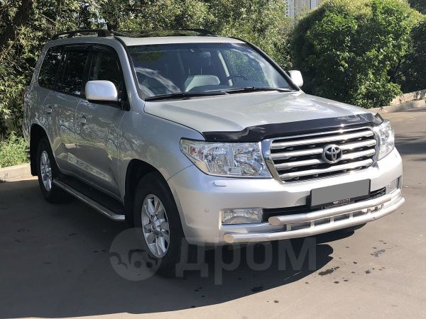 Toyota Land Cruiser, 2008 год, 1 650 000 руб.