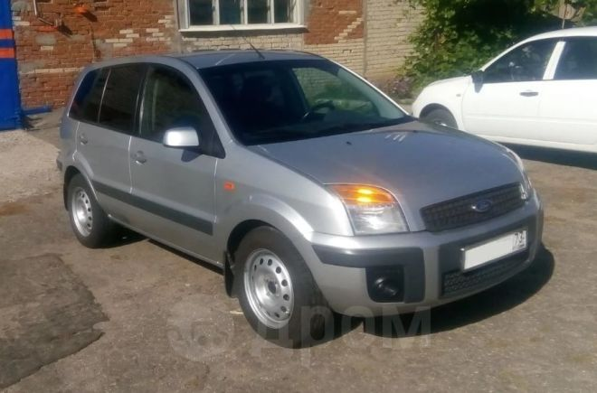 Ford Fusion, 2007 год, 212 000 руб.