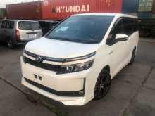 Камышлов Toyota Voxy 2015