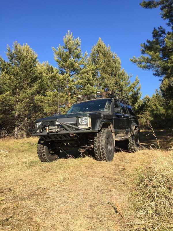 Jeep Cherokee, 1995 год, 300 000 руб.