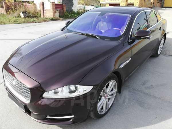 Jaguar XJ, 2012 год, 1 500 000 руб.