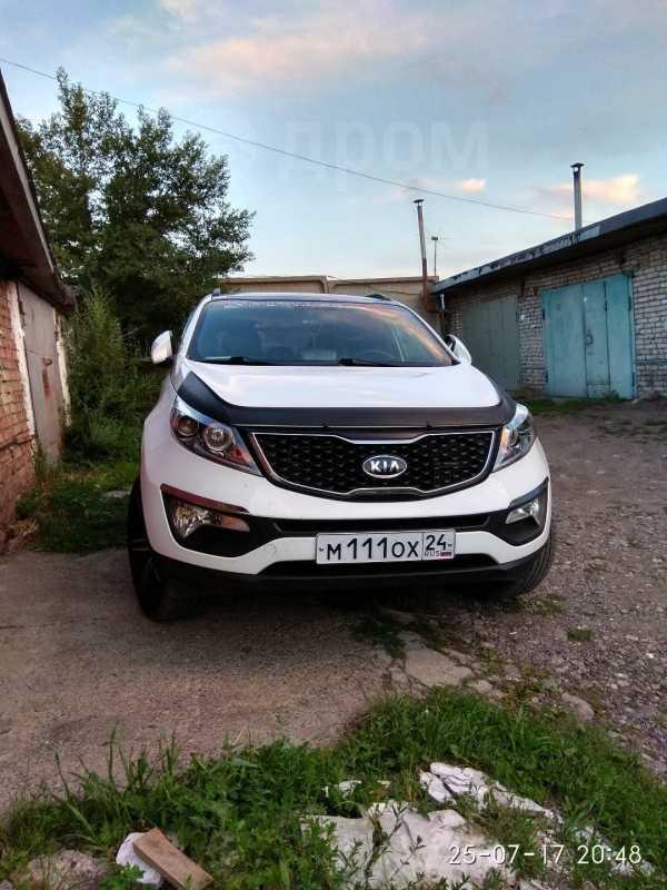 Kia Sportage, 2012 год, 1 100 000 руб.