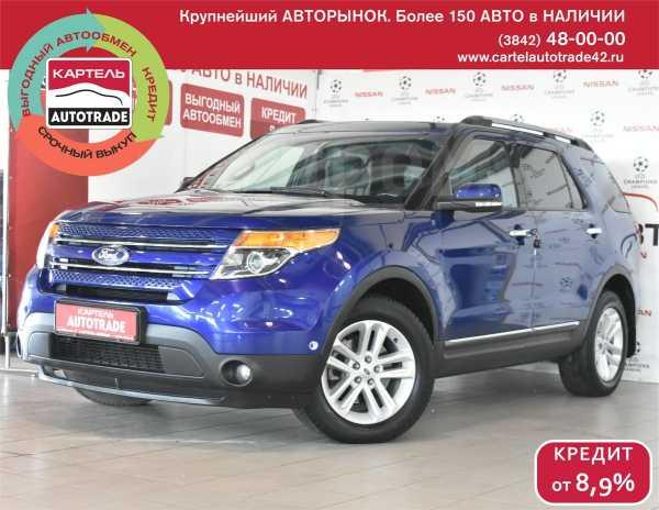 Ford Explorer, 2012 год, 1 069 000 руб.