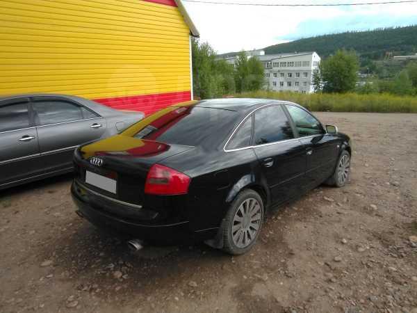 Audi A6, 2001 год, 180 000 руб.