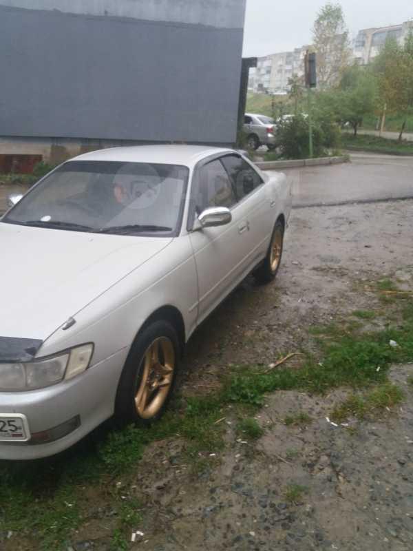 Toyota Mark II, 1993 год, 120 000 руб.