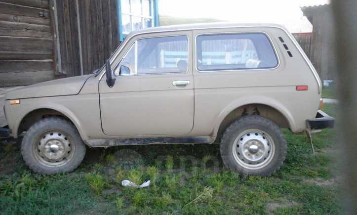 Лада 4x4 2121 Нива, 1986 год, 120 000 руб.