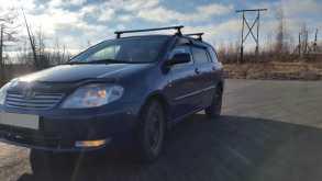 Норильск Corolla 2003