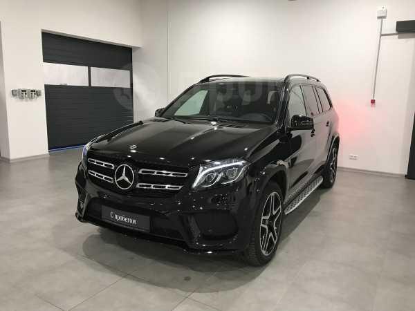 Mercedes-Benz GLS-Class, 2017 год, 4 290 000 руб.