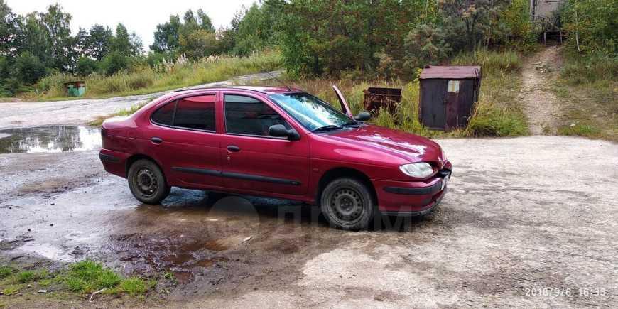 Renault Megane, 1999 год, 70 000 руб.