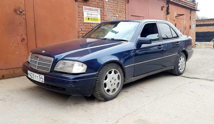 Mercedes-Benz C-Class, 1995 год, 120 000 руб.