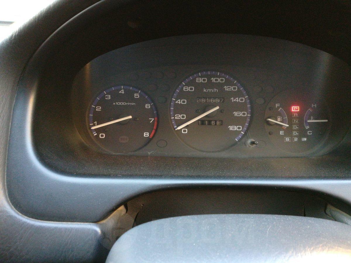 Honda Civic 1996 Fuel Gauge 115 000