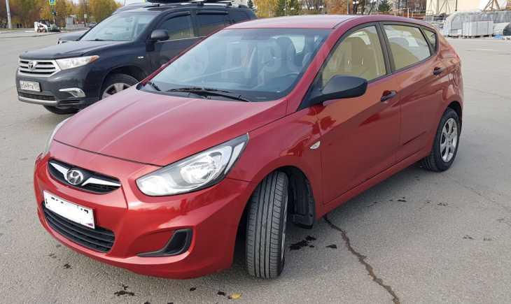 Hyundai Solaris, 2012 год, 426 000 руб.