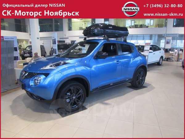 Nissan Juke, 2018 год, 1 406 000 руб.