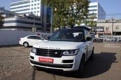 Краснодар Range Rover 2015