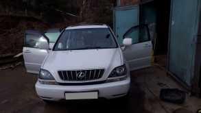 Усть-Илимск RX300 2000