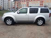 Алапаевск Pathfinder 2011