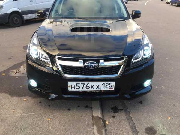 Subaru Legacy, 2010 год, 1 000 000 руб.