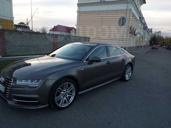 Audi A7, 2015 год, 2 300 000 руб.