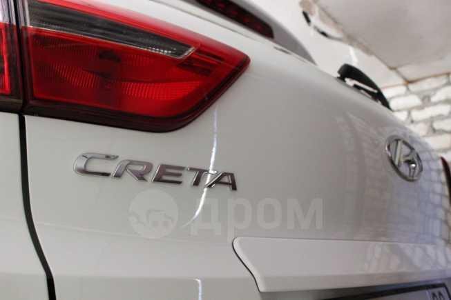 Hyundai Creta, 2017 год, 1 000 000 руб.
