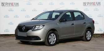 Ярославль Renault Logan 2014