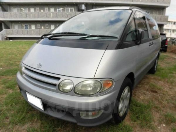 Toyota Estima Lucida, 1997 год, 160 000 руб.