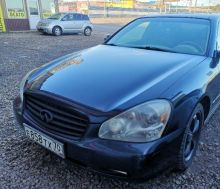Красноярск Q45 2001