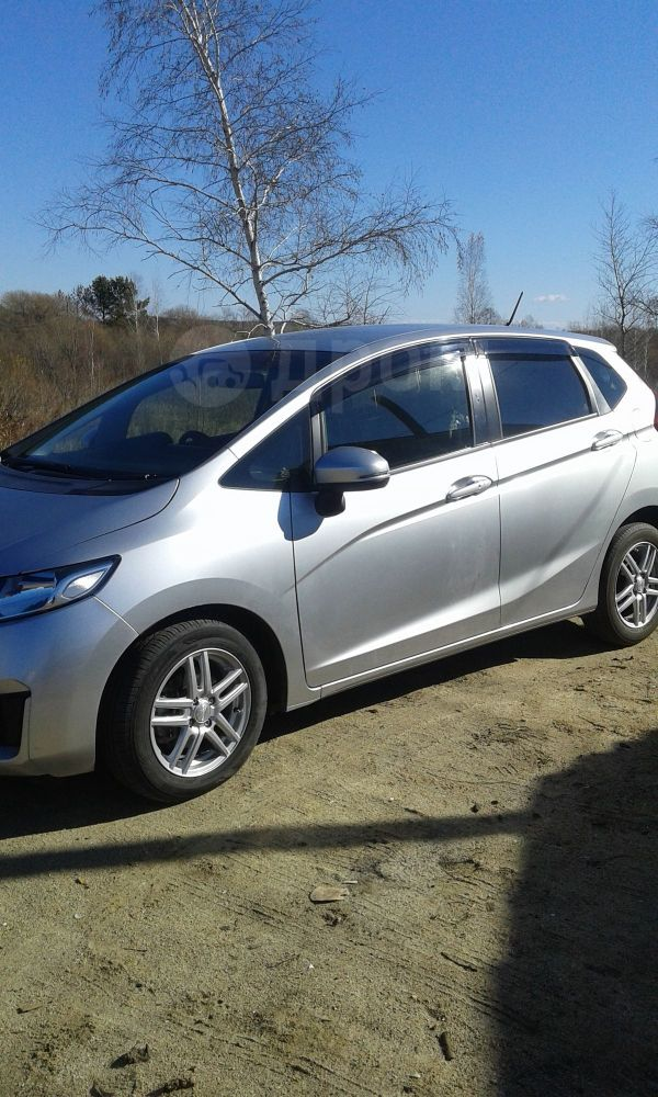 Honda Fit, 2014 год, 560 000 руб.